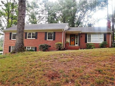 Henrico County Rental For Rent: 10508 Walbrook Drive