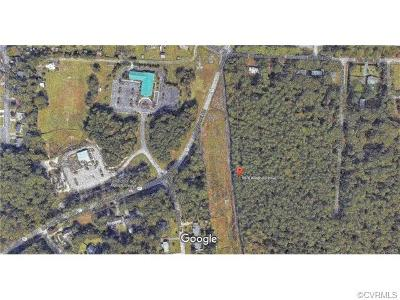 Chesterfield County Residential Lots & Land For Sale: 5624 Alleghany Drive