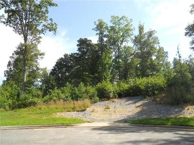 Chesterfield County Residential Lots & Land For Sale: 20012 Chesdin Harbor Drive