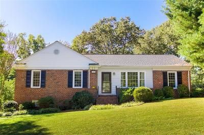 Henrico Single Family Home For Sale: 1712 Careybrook Drive