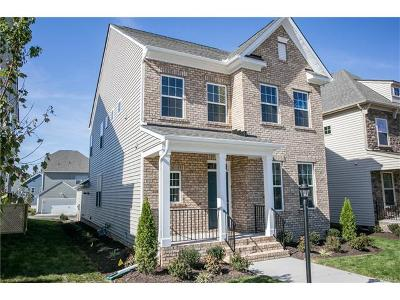 Chesterfield County Single Family Home For Sale: 16816 Thornapple Run