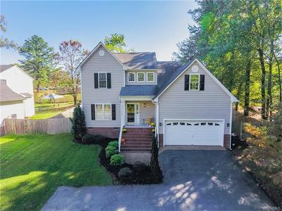 Henrico Single Family Home For Sale: 2105 Pemberton Road