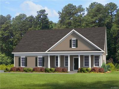 Chesterfield County Single Family Home For Sale: 6700 Southwalk Heights