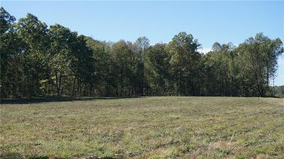 Powhatan County Residential Lots & Land For Sale: Lot 5 Old Buckingham Road