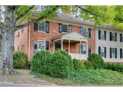 Henrico Condo/Townhouse For Sale: 6161 River Road #11