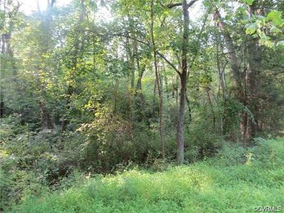 Hanover County Residential Lots & Land For Sale: 17033 Huckleberry Hill Lane