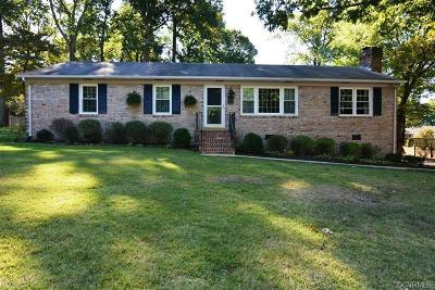 Chesterfield County Single Family Home For Sale: 4819 Darlene Street