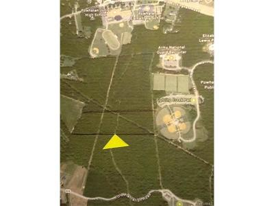 Powhatan County Residential Lots & Land For Sale: 00 Old Plantation Road