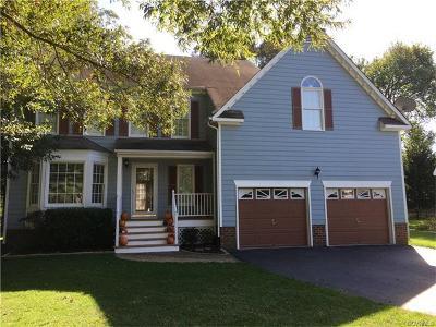 Hanover County Single Family Home For Sale: 9377 Dogwood Garth Lane
