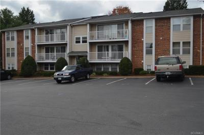 Henrico Condo/Townhouse For Sale: 7705 Okeith Court #1810