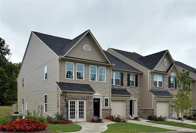 Hanover County Condo/Townhouse For Sale: 9004 Ringview Drive #N-E