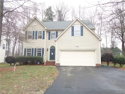 Henrico Single Family Home For Sale: 616 Telegraph Woods Lane