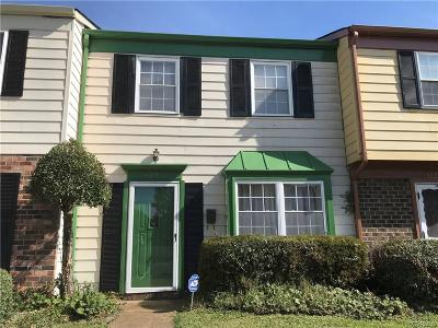 Henrico County Condo/Townhouse For Sale: 3226 Hunters Mill Court #3226