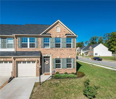 Chesterfield County Condo/Townhouse For Sale: 3500 Banana Lane #3500
