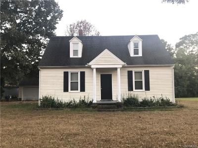 Chesterfield County Single Family Home For Sale: 413 Bermuda Hundred Road