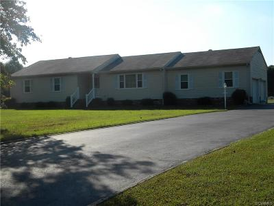 Henrico Single Family Home For Sale: 8330 Recreation Road