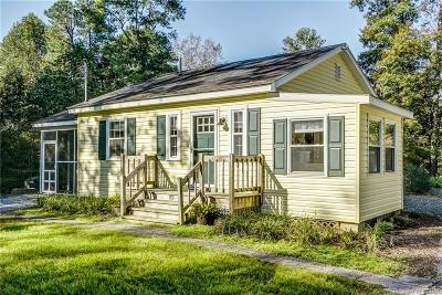 Single Family Home Sold: 132 Senior Creek Place