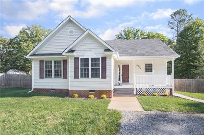 Henrico County Single Family Home For Sale: 6704 Bethlehem Road