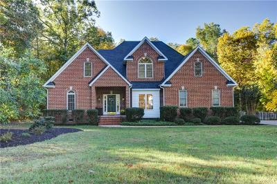 Chesterfield County Single Family Home For Sale: 13413 Carters Valley Road