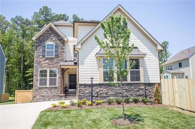 Henrico County Single Family Home For Sale: 10581 Holman Ridge Road