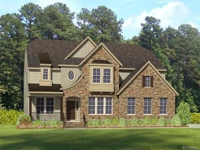 Midlothian Single Family Home For Sale: 15701 West Millington Drive