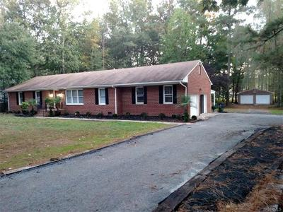 Henrico Single Family Home For Sale: 3913 Pheasant Chase Place