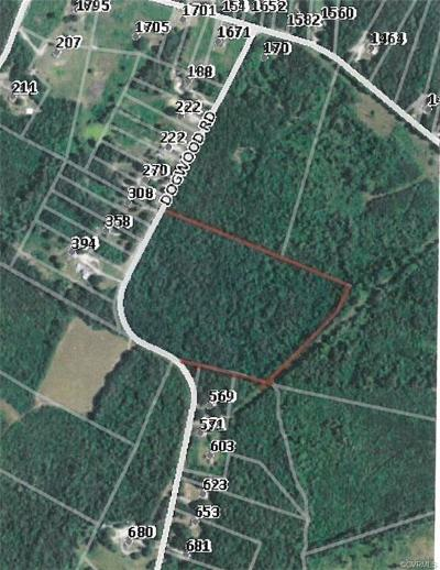 Nottoway County Residential Lots & Land For Sale: Dogwood Road