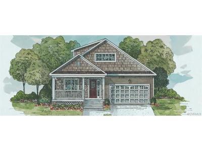 Mechanicsville Single Family Home For Sale: 7374 Adams Farm Road