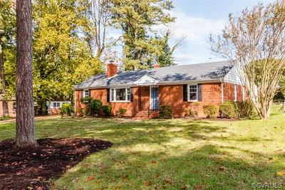 Richmond Single Family Home For Sale: 1110 Haverhill Road