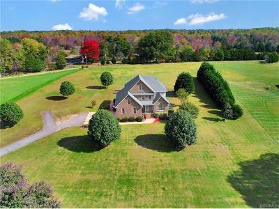 Powhatan County Single Family Home For Sale: 1914 Hope Meadow Way