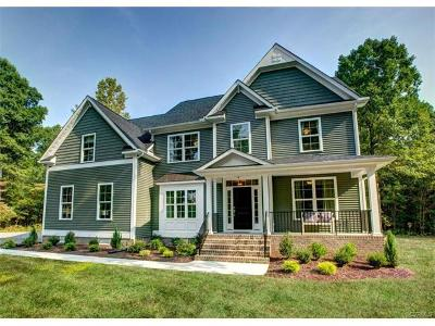 New Kent Single Family Home For Sale: 11700 Creeks Edge Road