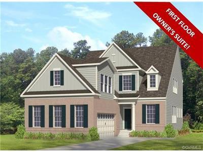 Glen Allen Single Family Home For Sale: 10842 Holman Ridge Road