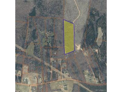 Powhatan VA Residential Lots & Land For Sale: $86,500