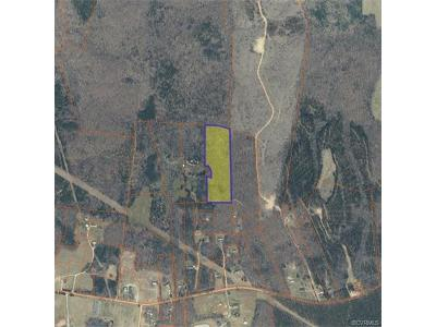 Powhatan VA Residential Lots & Land For Sale: $70,600
