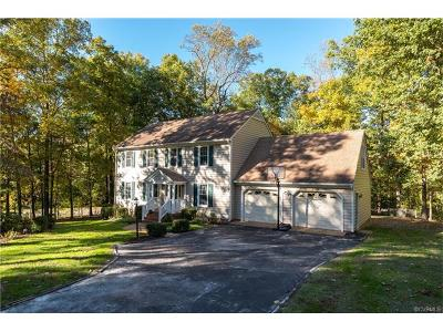Midlothian Single Family Home For Sale: 13918 North Point Road