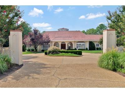 Henrico County Single Family Home For Sale: 10 Nomas Lane