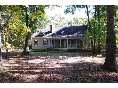 Chesterfield VA Single Family Home For Sale: $169,950