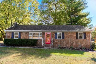 Chester Single Family Home For Sale: 4703 Brittonwood Court
