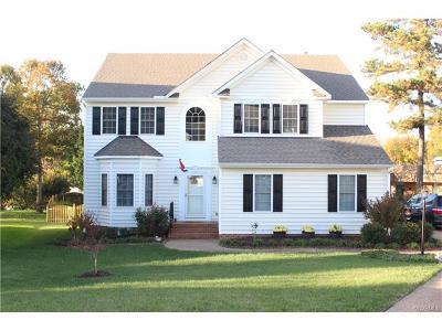 Glen Allen Single Family Home For Sale: 4528 Yorkminster Drive
