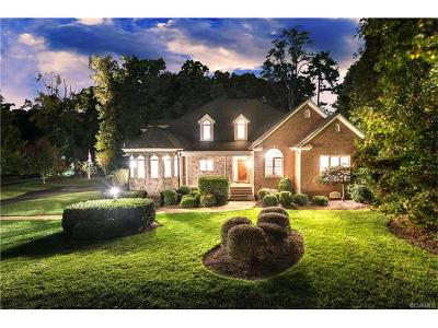 Chester Single Family Home For Sale: 3106 Lady Marian Place