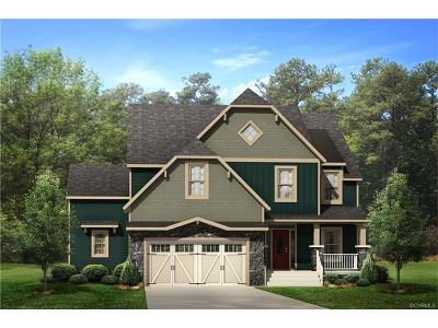Midlothian Single Family Home For Sale: 15019 Endstone Trail