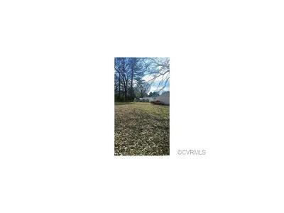 Hopewell VA Residential Lots & Land For Sale: $18,500