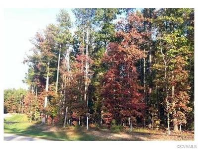 Midlothian Residential Lots & Land For Sale: 13449 River Otter Road