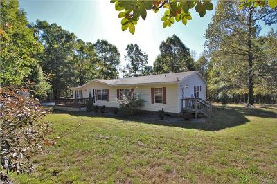 Louisa Single Family Home For Sale: 1178 School Bus Road
