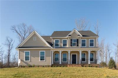 Midlothian Single Family Home For Sale: 1306 Miners Trail Road