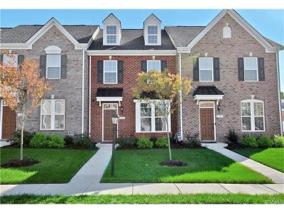 Glen Allen Condo/Townhouse For Sale: 11309 Sadler Walk Lane #11309