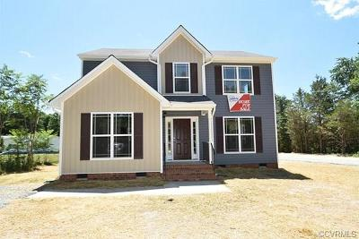 Henrico Single Family Home For Sale: 1460 Burning Tree Road