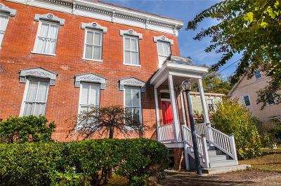 Petersburg Single Family Home For Sale: 519 West Washington Street