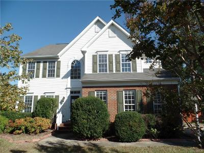 Glen Allen VA Single Family Home For Sale: $310,000