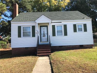Colonial Heights Single Family Home For Sale: 803 Kensington Avenue